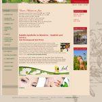 Webseitenerstellung Apotheke Webdesign Anja Wießmann Neubrandenburg